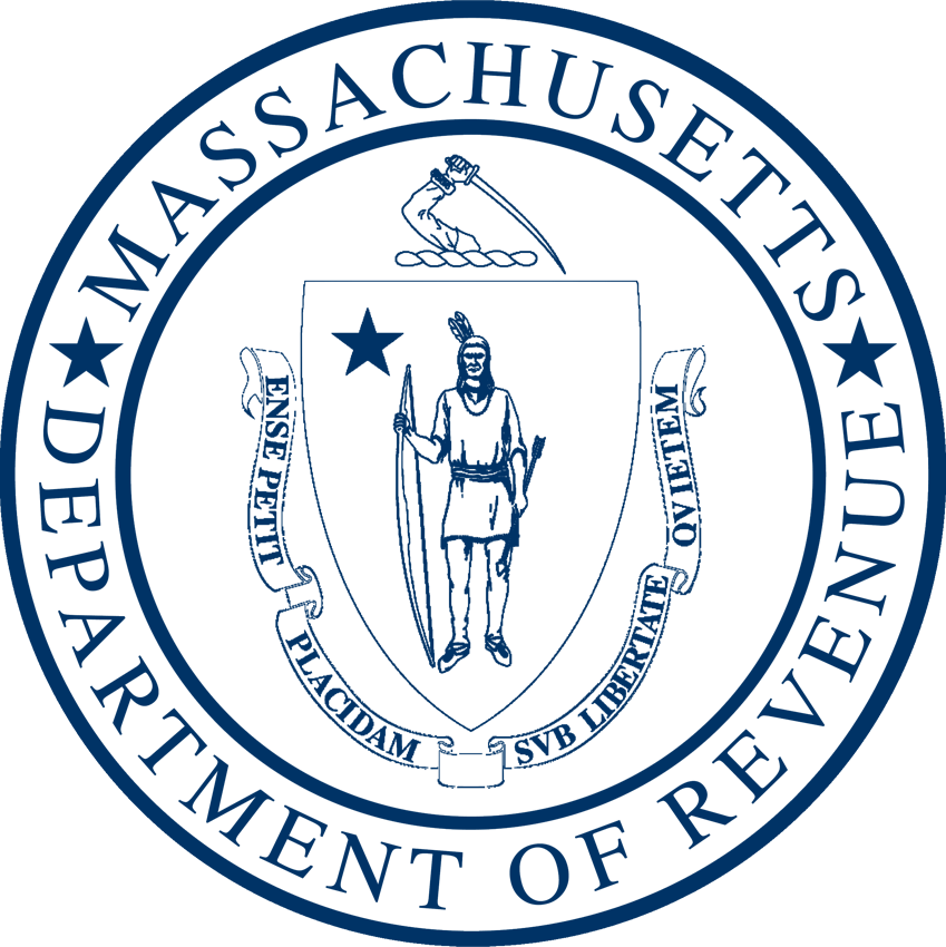 Massachusetts Department of Revenue Logo