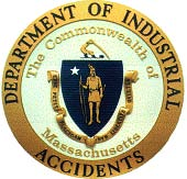 Department of Industrial Accidents (DIA) logo
