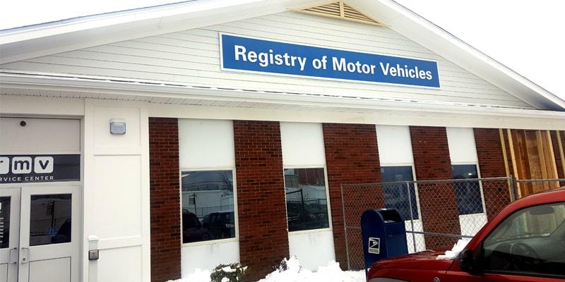Brockton RMV Service Center