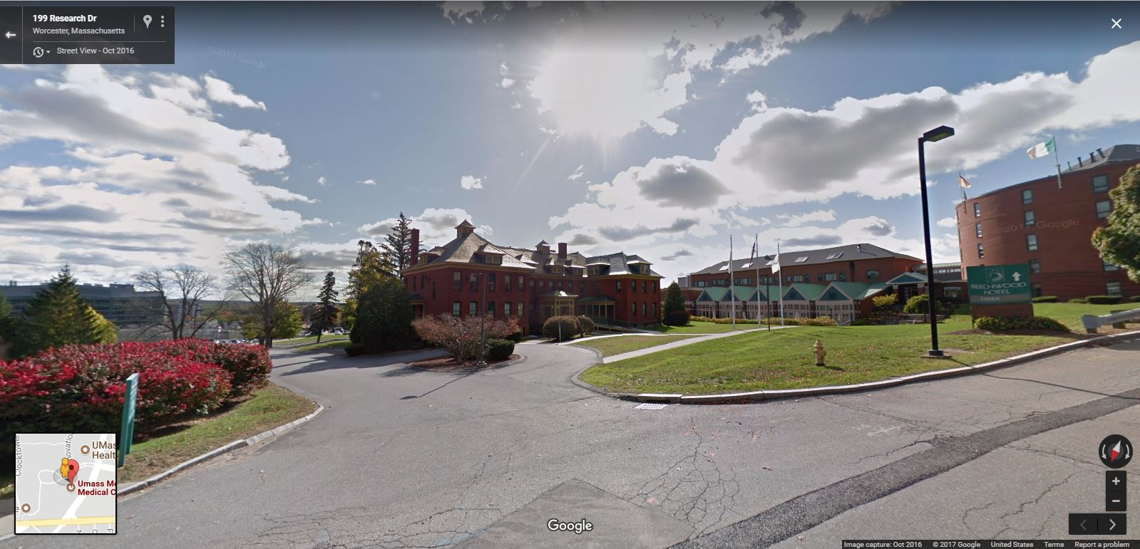 Department of Mental Health Central Massachusetts Area Office