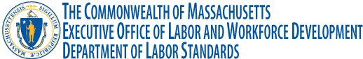 Department of Labor Standards logo