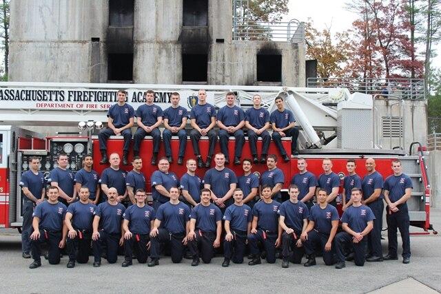 Call Volunteer Recruit Firefighter Class #67 Photo