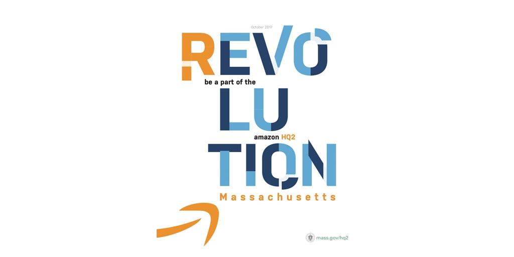 Massachusetts' statewide bid for Amazon's HQ2.