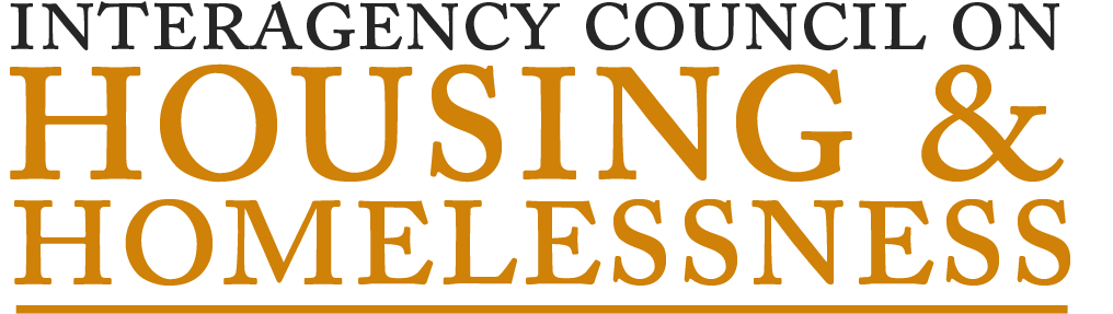 interagency council on housing and homelessness