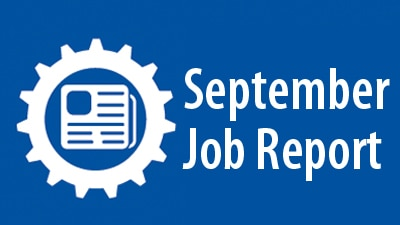 September job report