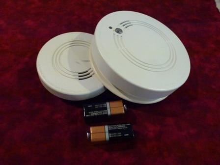 Smoke Alarms and Batteries