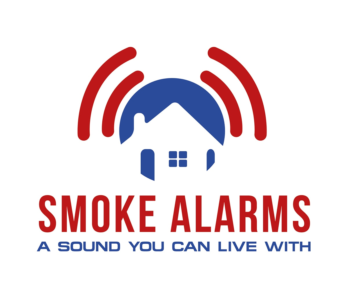 Logo: Smoke Alarms: A sound you can live with