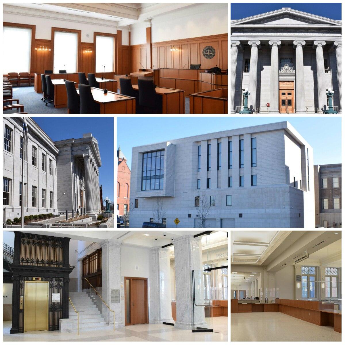photo collage court
