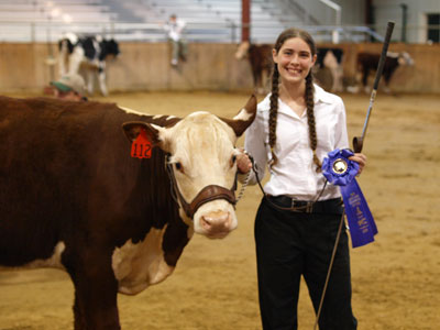 Fairs blue ribbon winner