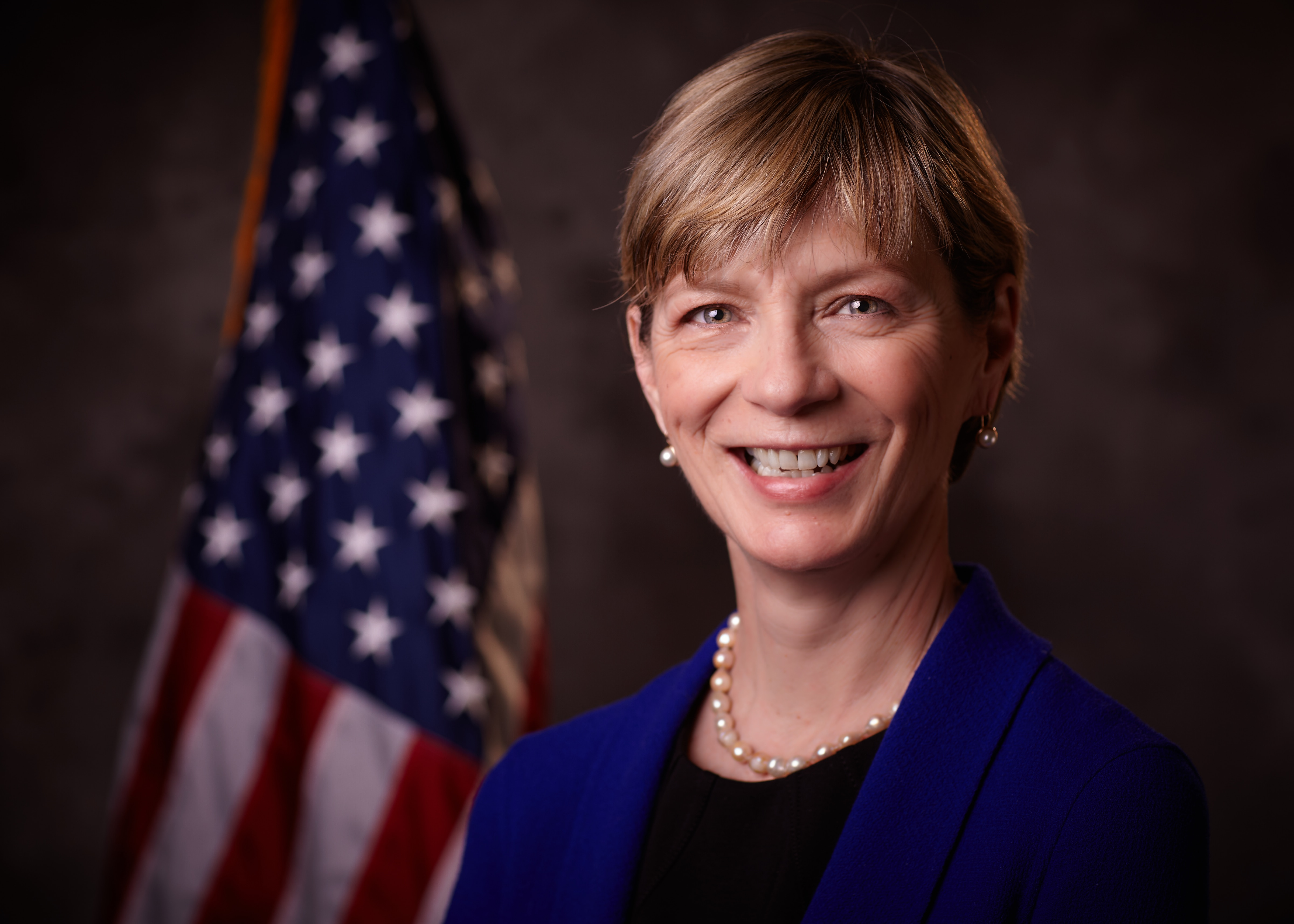 Secretary Marylou Sudders