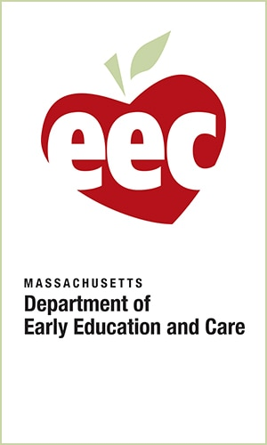 This is an image of the logo of the Department of Early Education and Care