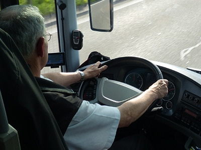 Apply for a bus driver certificate