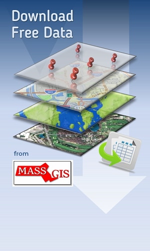 Download Data from MassGIS