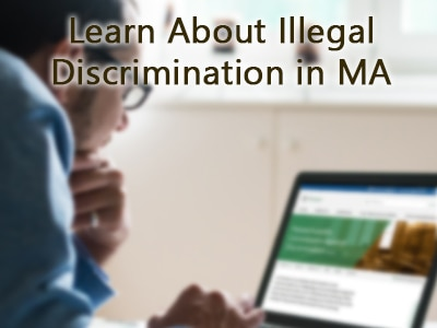 Learn about discrimination in Massachusetts