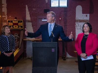 Baker-Polito Administration Highlights Housing Choice Bill in Salem