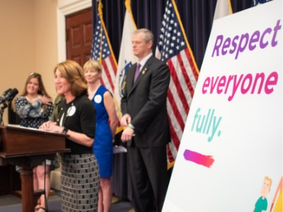 """Baker-Polito Administration Announces Launch of Public Awareness Campaign: """"RESPECTfully"""""