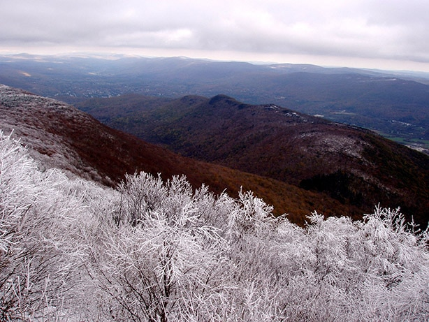 Mt. greylock winter mountains