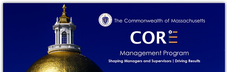CORE Management Program logo