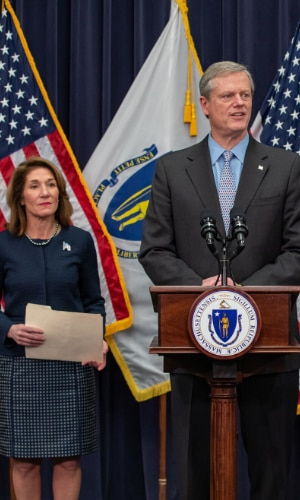 Governor Baker Files Fiscal Year 2021 Budget Proposal