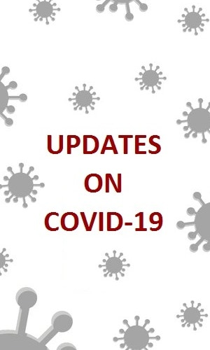 Get the latest on COVID-19