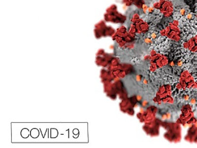 This is an image of the Coronavirus (COVID-19).