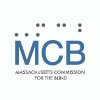 Massachusetts Commission for the Blind (MCB) Logo