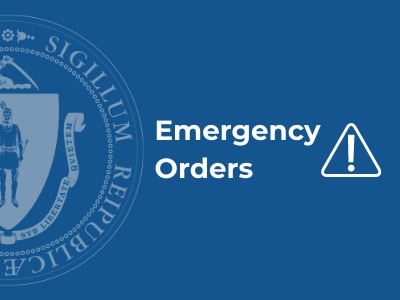 Emergency orders