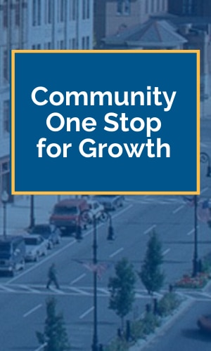 Community One Stop for Growth