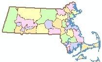 MDPH Community Health Network Areas