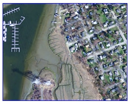 Sample of USGS Color Ortho Imagery (2013)