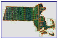 Sample of 2015 WorldView Orthoimagery Indexes