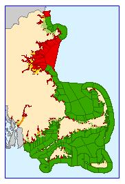 Designated Shellfish Growing Areas Data Sample