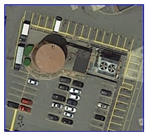 Google Imagery shown at Zoom Level 20 (scale 1:564)