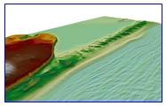 LiDAR Terrain Data Digital Elevation Model