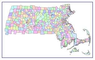 Sample of MSAG Community Boundaries