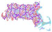 Sample of NRCS HUC Basins