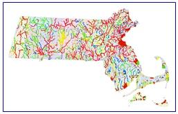 Sample of MassDEP 2012 Integrated List of Waters