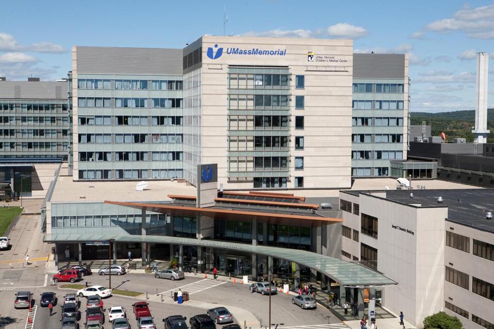umass memorial medical center campus