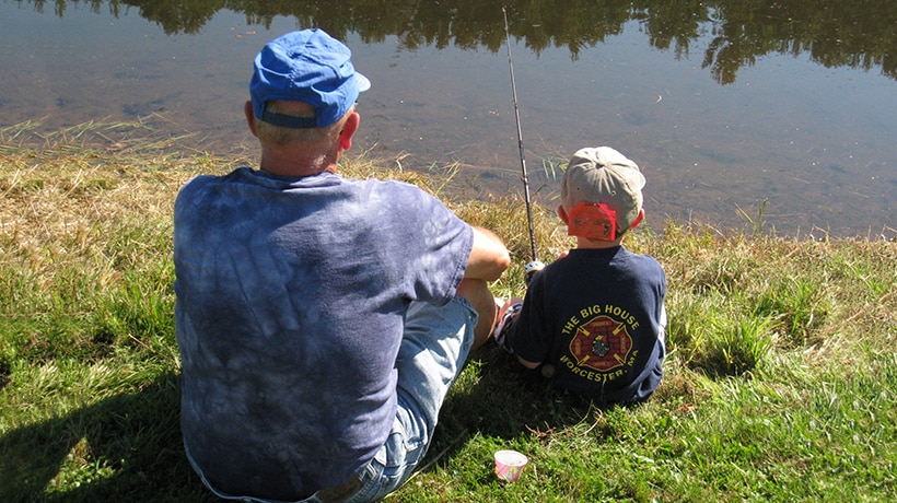 June 6 7 Is Free Fishing Weekend Mass Gov