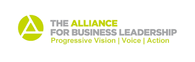 The logo for the Alliance for Business Leadership