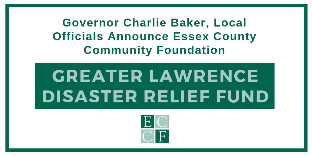 Greater Lawrence Disaster Relief Fund