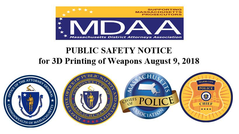 Image of Public Safety Agency Seals for Public Notice Announcement