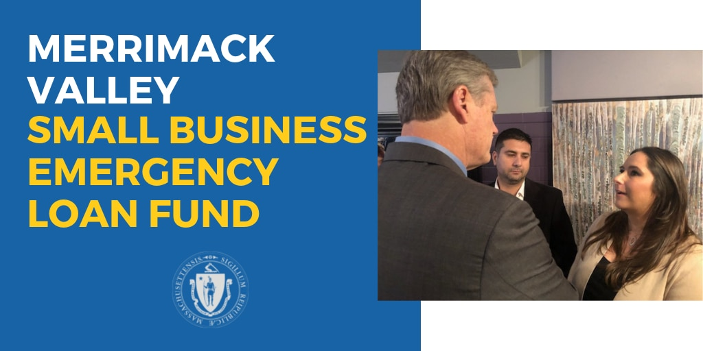 Merrimack Valley Small Business Emergency Loan Fund