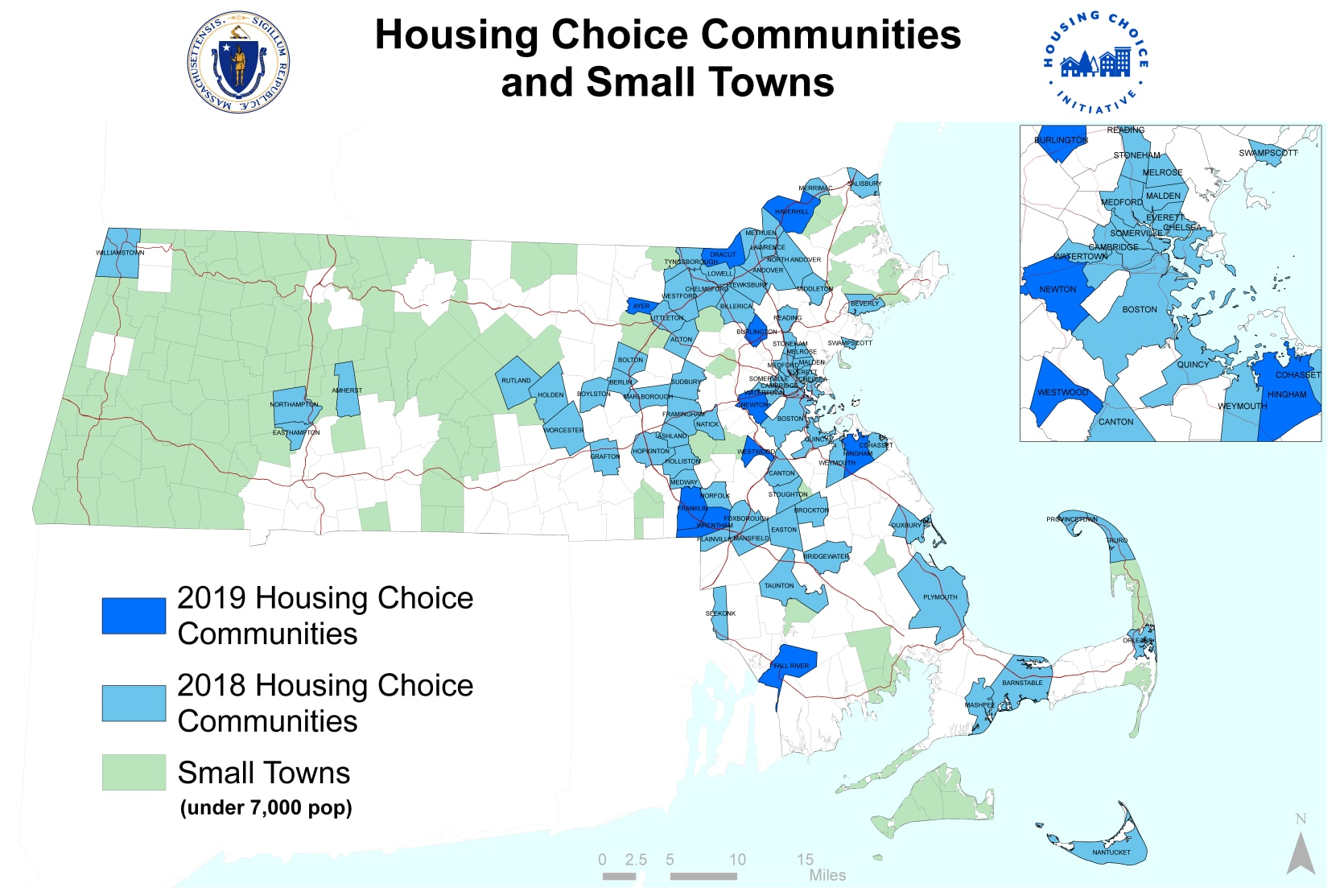 Housing Choice Communities and Small Towns