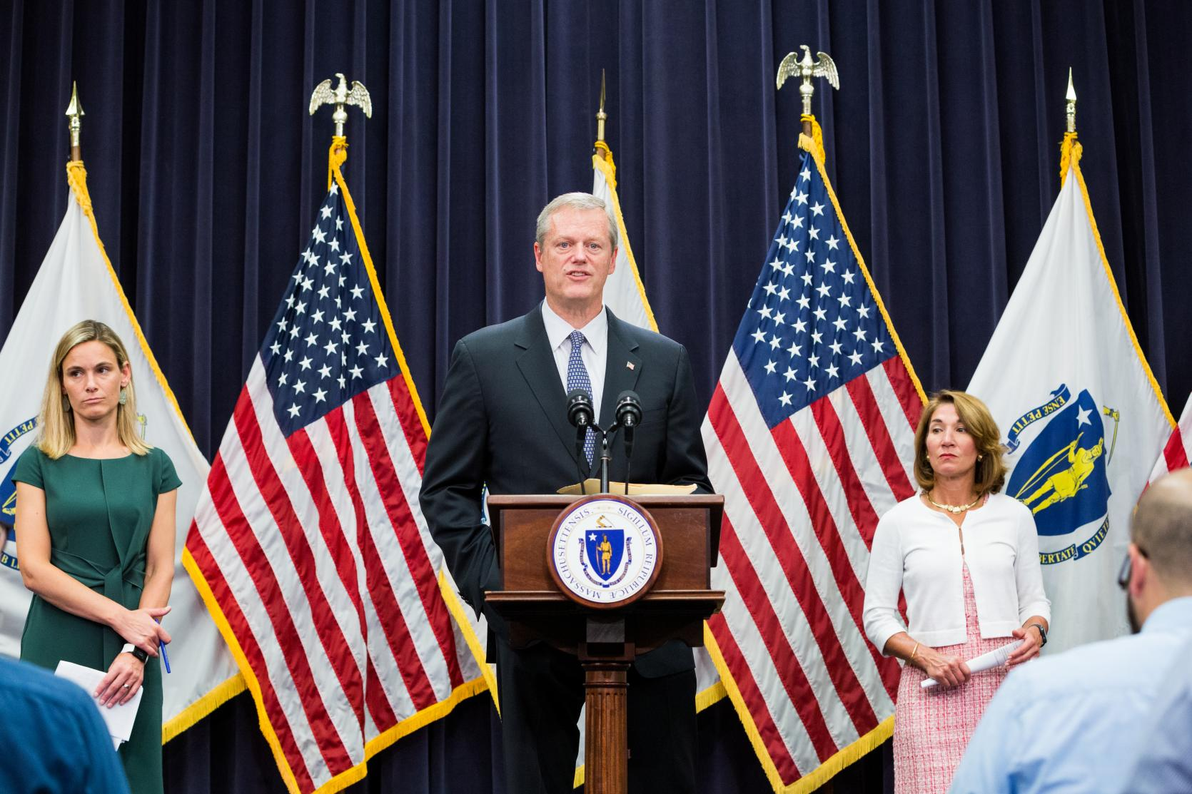 Baker-Polito Administration Files Legislation Strengthening Public Safety Requirements for Transportation Network Companies