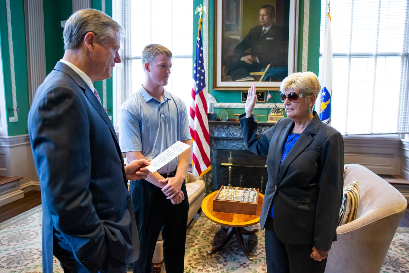 Governor Baker appoints Mary Mahon McCauley Director of the Massachusetts Office on Disability