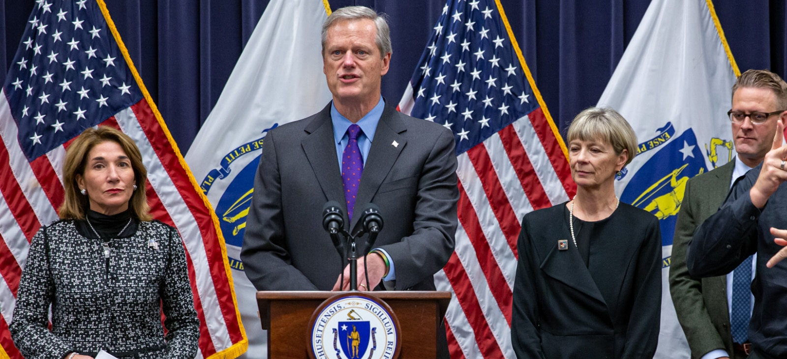 Baker-Polito Administration Announces Health Care Legislation Aimed at Addressing Key Challenges