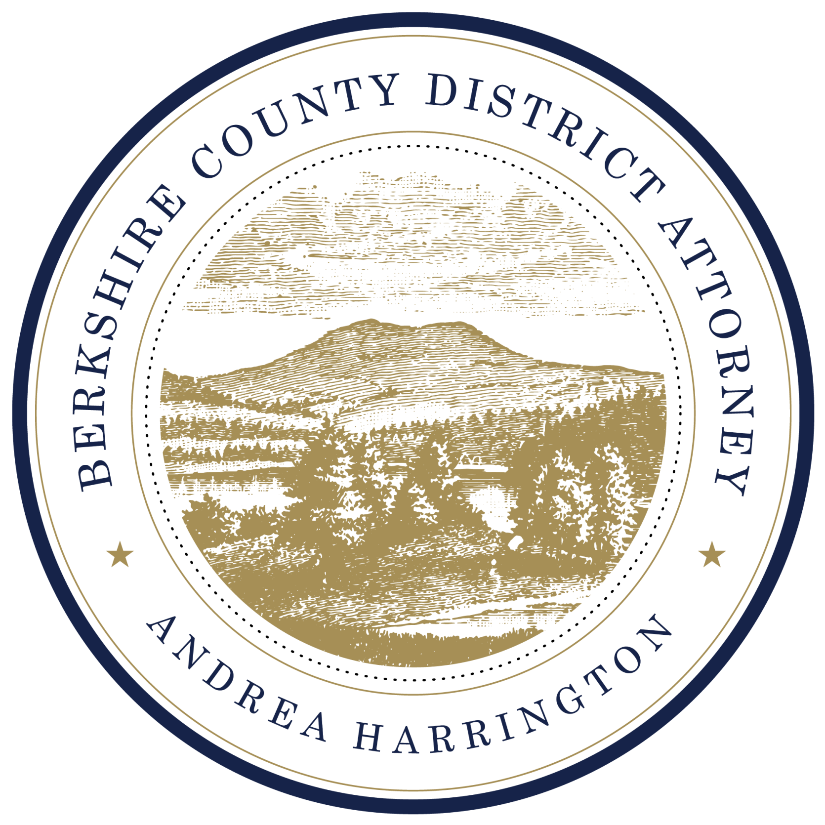 District Attorney seal.