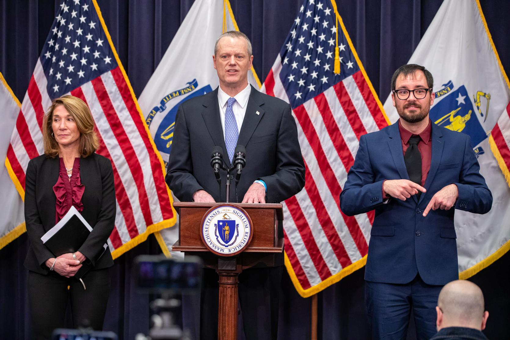 Baker-Polito Administration Announces Emergency Actions to Address COVID-19