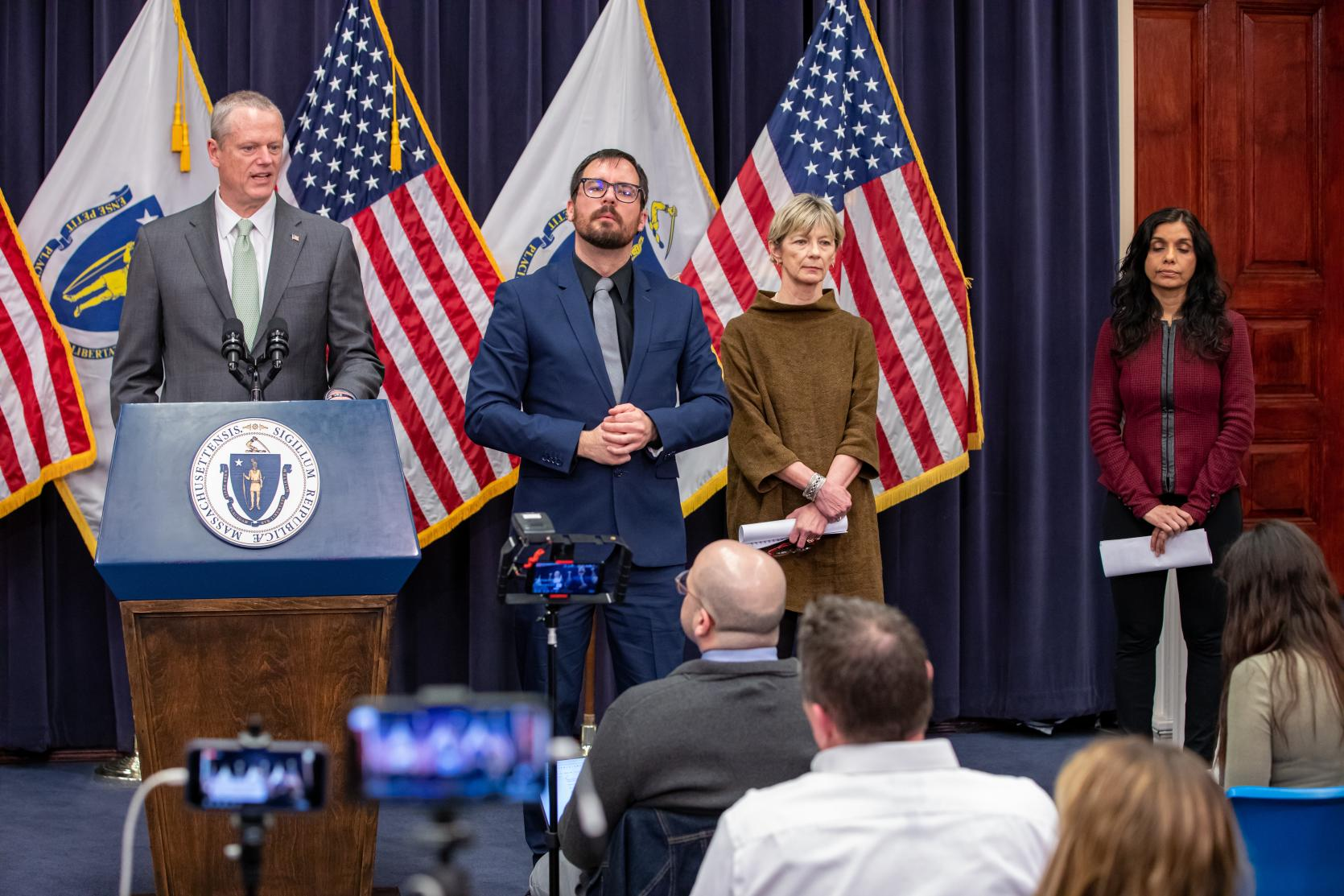 Baker-Polito Administration Announces Changes To Expedite Health Care Licensing, Increase Support For Local Boards Of Health And Small Businesses